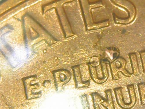 1960 D large date RPM # 1 Uncirculated Uncertified Memorial Cent