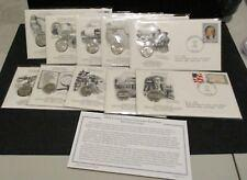 2004-2006 Westward Journey Nickels First Day Cover Set
