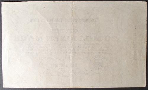 Germany/Frankfurt 20 Million Mark 1923 VF+