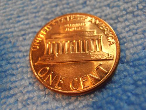 1981 P Lincoln Cent -  BU, FREE SHIPPING