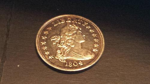 1804 USA $1 COPY COIN