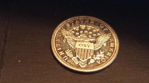 1804 USA $1 COPY COIN
