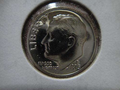 1973-S Roosevelt Dime Proof-65 (GEM)