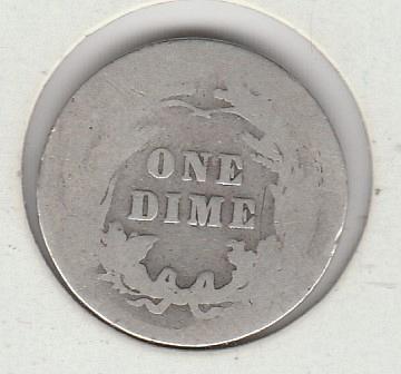 1912 P Barber Dimes - #1