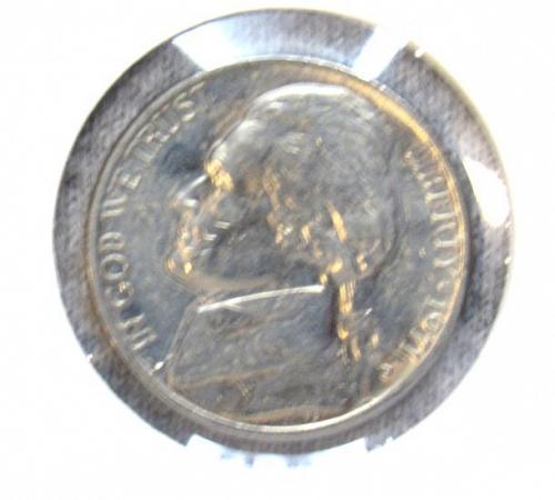 1971 D Jefferson Nickel Proof
