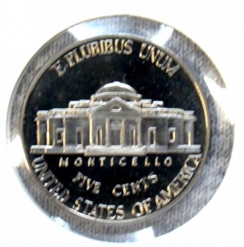 2000 S Jefferson Nickel