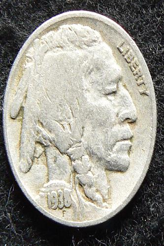 1938 D Buffalo Nickel (VG-8)