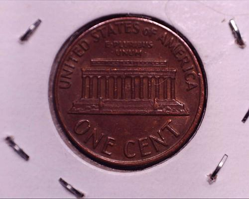 1970 S Lincoln Memorial Cent: Large Date - Low 7