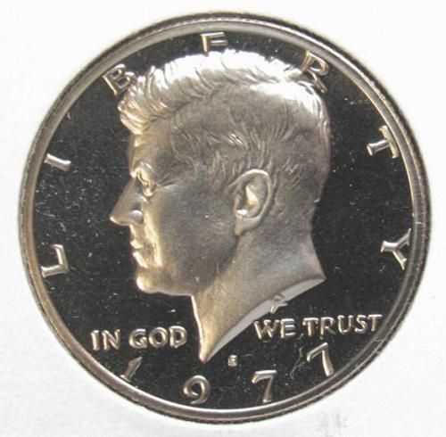 1977 S Kennedy Half Dollar
