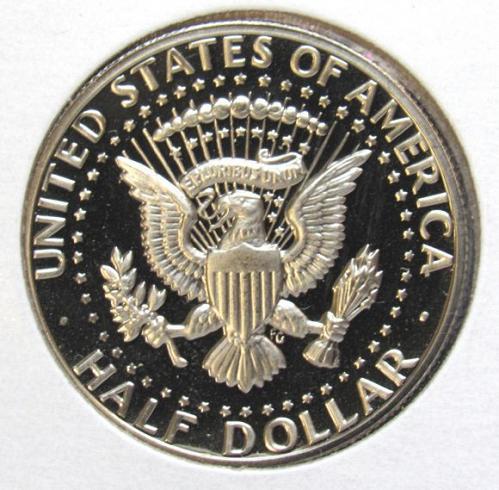 1978 S Kennedy Half Dollar
