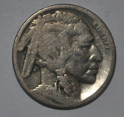 1920 S Buffalo Nickel