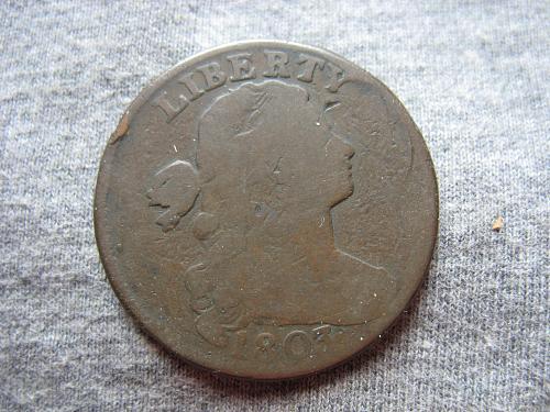 1803 P Large Cent