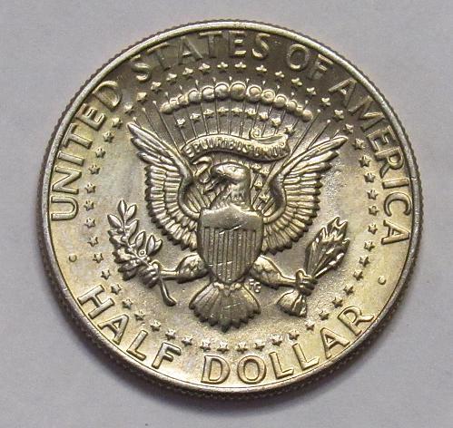 1979 P Kennedy Half Dollar in BU condition