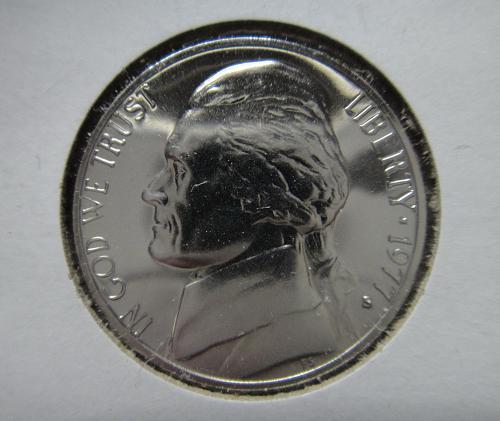 1977-S Jefferson Nickel Proof-66 (GEM+)