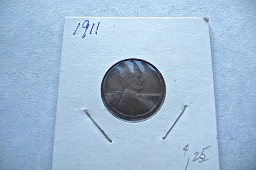 1911 Lincoln Cent