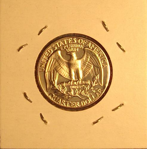 1973 S Washington Quarter Choice Proof