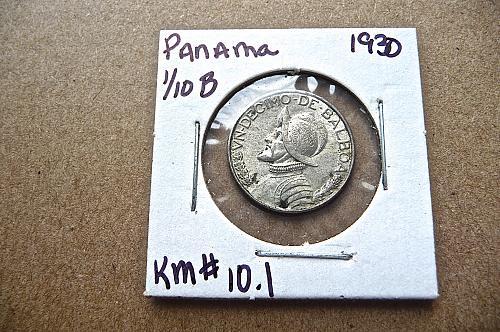 Panama  1930  10 centesimo