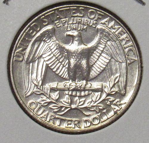 1988 P Washington Quarter in BU condition