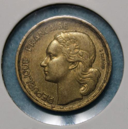 France 1955 10 Francs