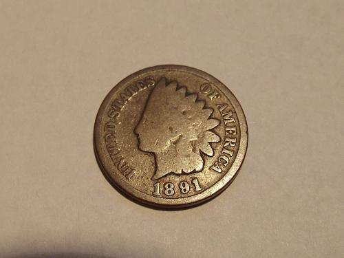 1891 Indian Head