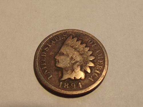 1894 Indian Head