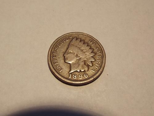 1896 Indian Head