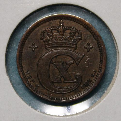 Denmark 1915 1 ore
