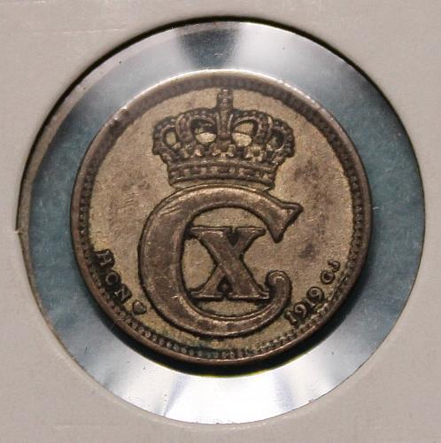 Denmark 1919 10 ore