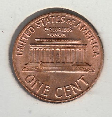 1970 S Lincoln Memorial Cent Small Cents: Small Date - High 7 - #3