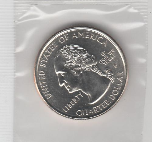 1999 P New Jersey 50 States and Territories Quarters - #2