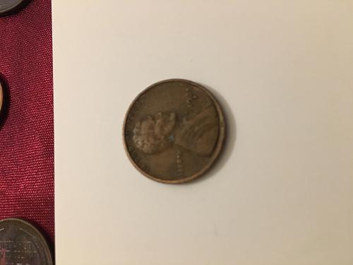 1935 pennies