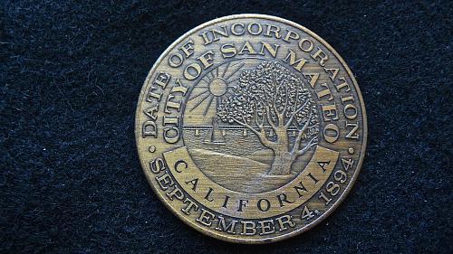 City of San Mateo California