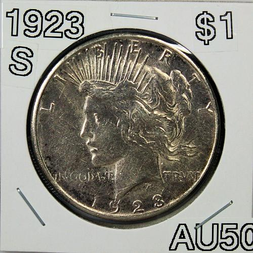 1923 S Peace One$