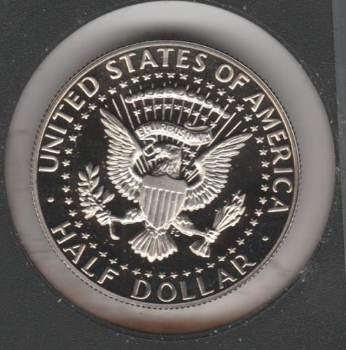 1986 S Kennedy Half Dollars - #2
