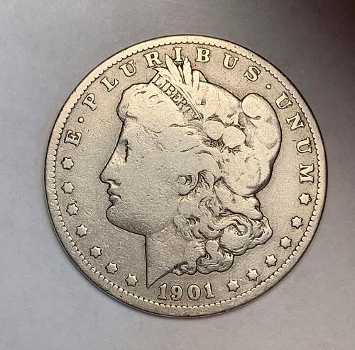 1901-O Morgan Dollar [MDL 10]
