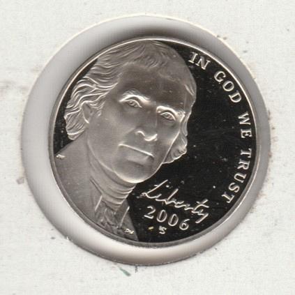 2006 S Jefferson Nickels - #2