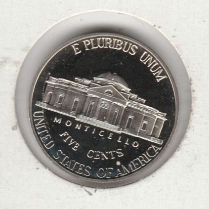 2000 S Proof Jefferson Nickels - #3