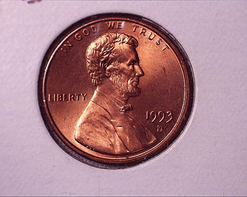 1993 D Lincoln Memorial