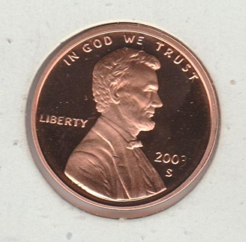2003 S Lincoln Memorial Cent Small Cents - #2