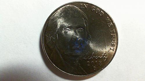 2018-D Jefferson Nickel