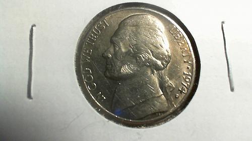 1974-D Jefferson Nickel