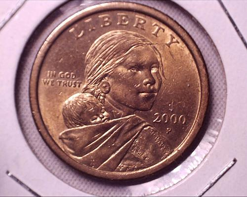 2000 P Native American