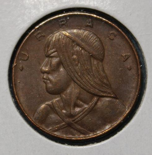Panama 1975 1 centesimo
