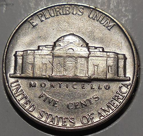 Jefferson Nickel 1964-P