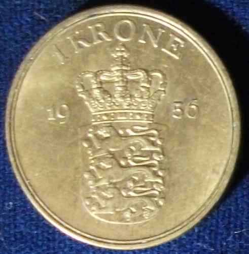 1956 (h) C; S Denmark Krone AU
