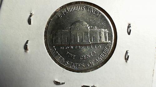 1994-D Jefferson Nickel