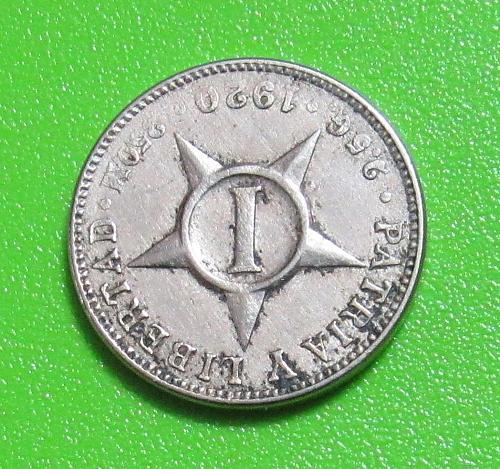 1920 Cuba Centavo