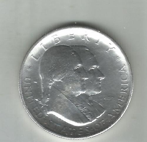 1926  SESQUICENTENNIAL HALF DOLLAR COMMEMORATIVE