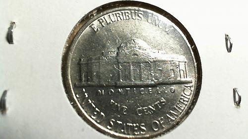 1989-D Jefferson Nickel
