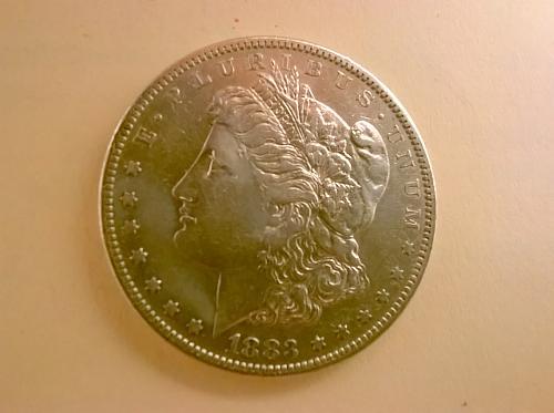 Excellent 1883-S Morgan dollar -TOP 20 list most valuable Morgans